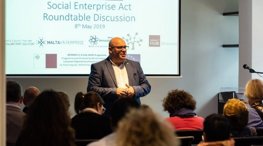The Social Enterprise Act Whitepaper Roundtable Discussion