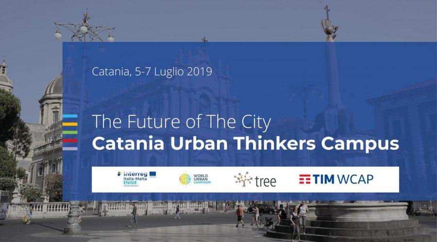 The Future of the city è di scena a Catania. Dal 5 al 7 luglio tre giorni d'innovazione
