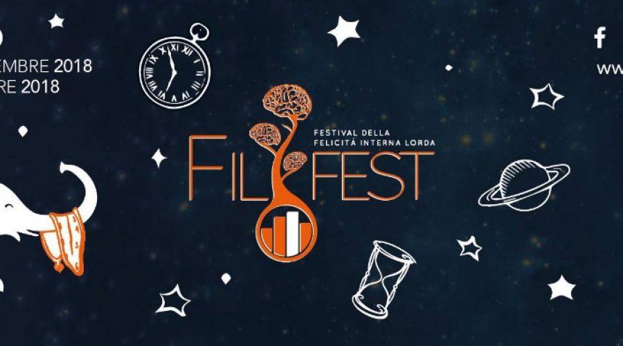 FIL FEST –Festival della Felicità Interna Lorda dal 29 /11 al 2/12  a Catania