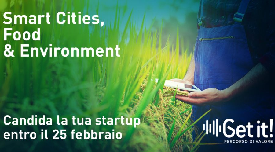 Arriva la Call for Impact #3 Smart Cities & Mobility, Food & Environment