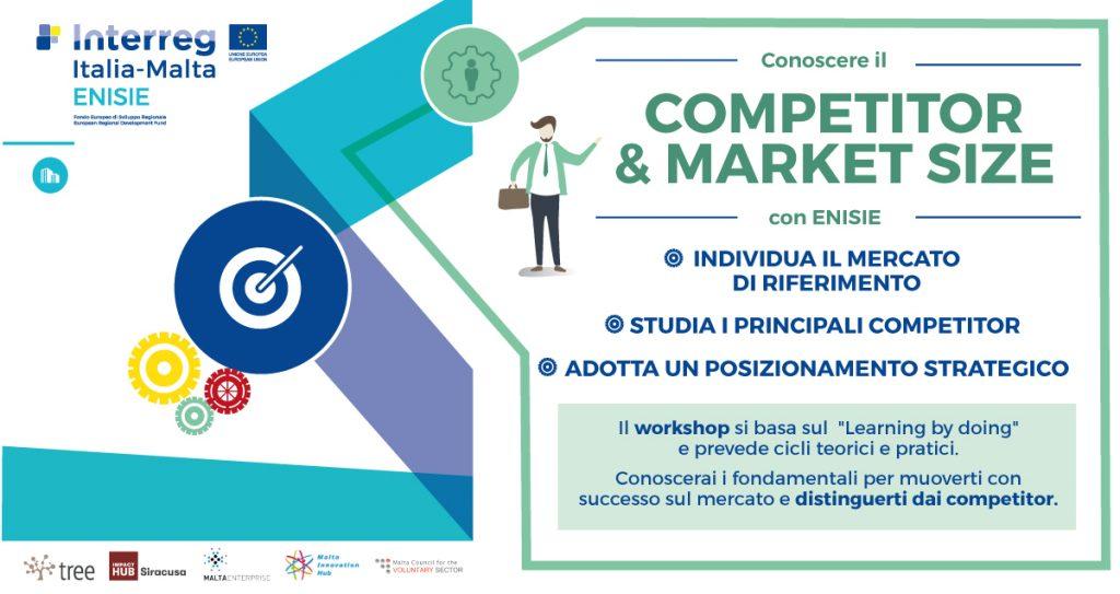 competitor e market size