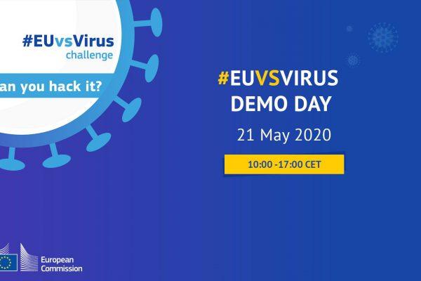 EUvsVirus Demo Day