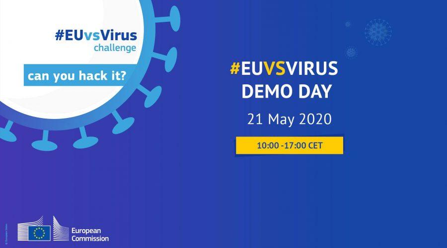 Enisie e l' avventura di EUvsVirus.org. La sfida degli innovatori contro il Covid-19