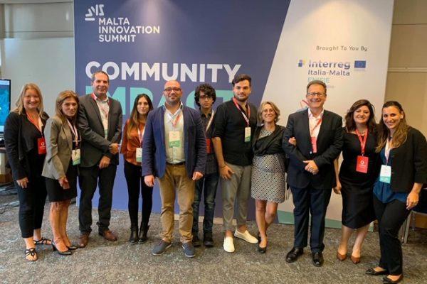 Delegazione ENISIE al Malta Innovation Summit
