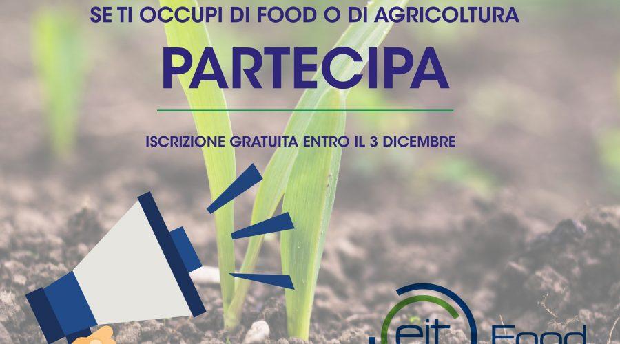 Al via il Challenge Lab EIT Food 2020, la sfida on line dedicata alla food industry e alla sostenibilità